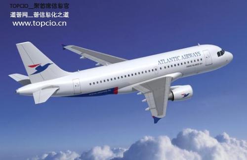商务信息系统 中国民航使用的旅客订座系统年处理量