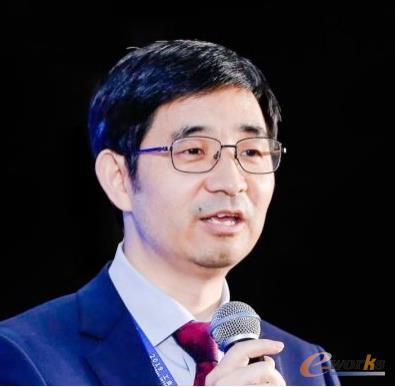 富士康工业互联网李军旗董事长